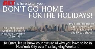 win a trip for 2 to nyc thanksgiving weekend khtb fm