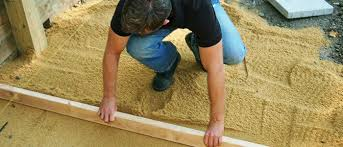 Diy Patio Pavers Installation How To Install Pavers Installing A Patio Step By Step Guide