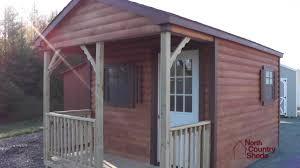 cabin porch 10 x 16 log cabin mini cabin small cottage cabin with