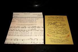 sheet music inspired wedding invitations the yes girls