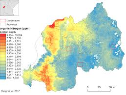 Maps For Vital Signs And Partners Produce High Resolution Soil Nutrient