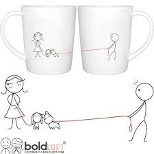 his and wedding gifts boldloft we belong together his hers coffee mugs