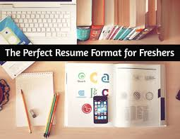 The Best Resume Format For Freshers by Resume Format For Freshers Jpg