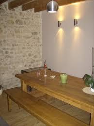 deco mur pierre decoration salon mur en pierre indogate com idee peinture chambre