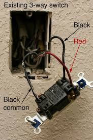 convert a 3 way light switch to a single pole switch electrical