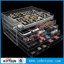professional makeup storage china professional acrylic display products factory medium 5