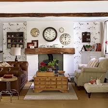 Old Country Decorations Classic Country Cottage Decorating In - Cottage living room ideas decorating