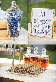 Mens 40th Birthday Decorations Birthday Party Ideas For The Guys Bourbon Birthday Party