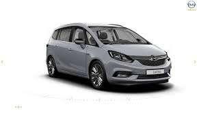 vauxhall zafira 2014 this is likely the facelifted 2017 opel vauxhall zafira tourer