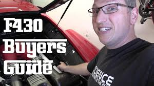 f430 buying guide f430 buyers guide