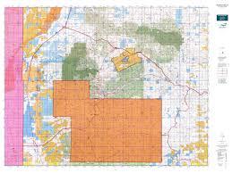 New Mexico Maps New Mexico Gmu 36 Map Mytopo
