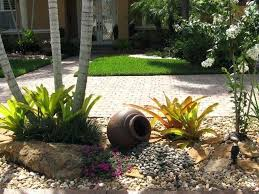 Rock Garden Florida Florida Tropical Landscaping Mammy Florida Tropical Garden Design