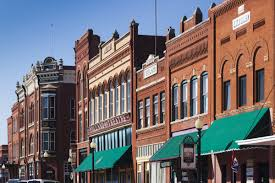 best towns in georgia 50 charming small towns to visit across every state travel us news