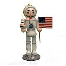astronaut nutcracker ornament shop nasa the official gift shop