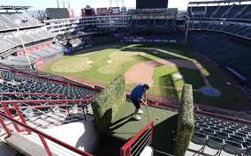 lexus texas rangers tickets rangers bring golf to ballpark fort worth star telegram