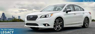 2017 Subaru Legacy Model Details Suv Research Salt Lake City Ut