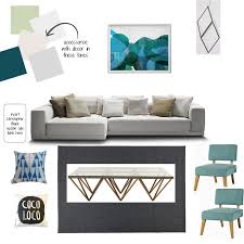 King Furniture Sofa by Monday Moodbord Living Room Wish List