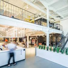 Google Milan Jump Studios Completes Google Campus In Madrid Factory