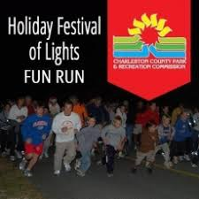 holiday festival of lights charleston charleston sc hulafrog holiday festival of lights fun run walk