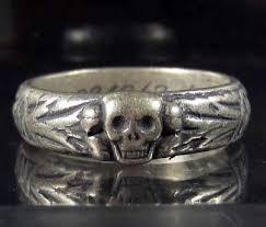 german wedding ring german ss wedding ring