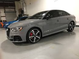 nardo grey rs3 prospective rs3 owners page 98