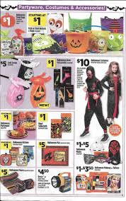 halloween fleece dollar general 10 23 10 29 ad scan and complete coupon match ups