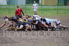 sabato sera testo match agevole per i biancazzurri rugby serie b anticipo al