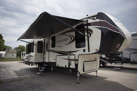 heartland bighorn 3575el 5th wheel sales