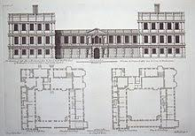 Chapel Floor Plans And Elevations Castle Ashby House Wikipedia