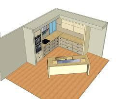 modern kitchen design sketchup model cadblocksfree cad blocks free