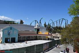 Six Flags In Winter Sfmm Justice League Update 6