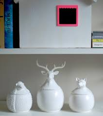 deer comrade ceramic kitchen canisters hottt com