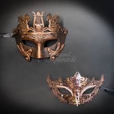 masquerade masks for couples s masquerade masks for men and women free shipping