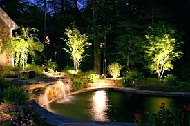 Outdoor Low Voltage Lighting Outdoor Landscaping Lighting The Concept Of Landscape Lighting