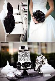 mariage baroque 44 best mariage ivoire noir blanc black ivory white wedding