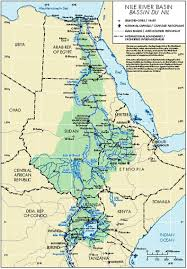 Africa Map Rivers International Water Law Project Blog Africa Archives