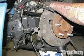 nissan frontier upper control arm 2007 chevy silverado ektensive metalworks kit upgrade truckin