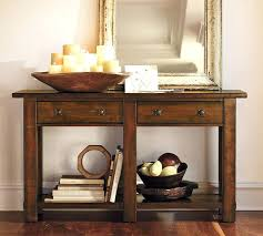 Entryway Tables And Consoles 439foyerpaintedfloormakeover Console Entryway Tables Entryway