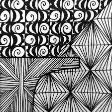 april 2014 doodle patterns