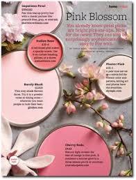 don u0027t be afraid to blush pink walls blush and pink