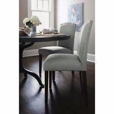gray dining chair ebay