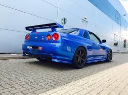 used nissan skyline r34 2 6 gtr for sale in herts pistonheads