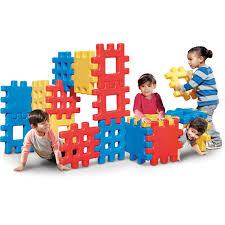 Little Tikes Toy Storage Big Waffle Blocks Little Tikes