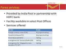 Indiana travellers cheques images India post products services ppt download jpg