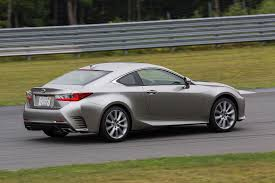 lexus sport car interior 2015 lexus rc 350 f sport review digital trends