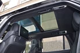 range rover sunroof open 2016 land rover range rover sv autobiography lwb stock b799a for