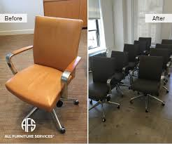 change upholstery on chair gallery before after pictures all furniture services part 16