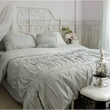 100 Cotton Queen Comforter Sets Wholesale Bed In A Bag Buy Vintage 100 Cotton Solid Color White
