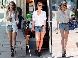 Preferidos Uma camisa branca e várias opções de looks | We Fashion Trends #ID95