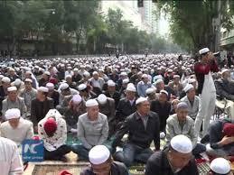 eid al fitr celebration in china